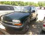 Lot: 11 - 1998 Chevy Blazer SUV - Key / Started & Drove