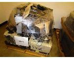 Lot: 108NG - (10) Monitors, (10) Computers & (4) Printers