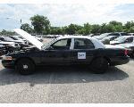 Lot: 287 - 2011 Ford Crown Victoria - Key<BR>2FABP7BV8BX119110