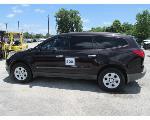 Lot: 300 - 2010 Chevy Traverse SUV - Key / Starts & Runs<BR>1GNLREED9AS121537
