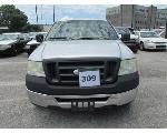 Lot: 309 - 2008 Ford F150 Pickup - Key / Starts & Runs<BR>1FTPX12V68FB25702
