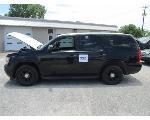 Lot: 320 - 2008 Chevy Tahoe SUV - Key / Starts & Runs<BR>1GNEC03098R229350