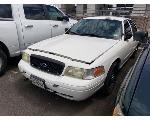 Lot: 166528 - 2006 Ford Crown Victoria - Key