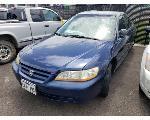 Lot: 124227 - 2002 Honda Accord - Key