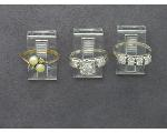Lot: 928 - RING & 14K WEDDING SET