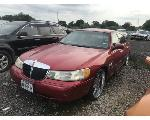 Lot: 433 - 1998 LINCOLN TOWN CAR - KEY / RUNS<BR><span style=color:red>Updated 07/08/19</span>