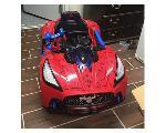 Lot: 454 - SPIDERMAN TOY-CAR