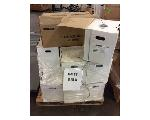 Lot: 6417 - Pallet of Misc w/ Berk-Tek Cable, Detector Base