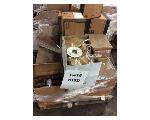 Lot: 6418 - Pallet of Misc w/ Norton Door Closures, DC Cable