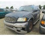 Lot: 0708-07 - 2001 FORD EXPEDITION SUV