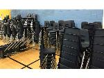 Lot: 318.CT - (20) Student Chairs