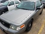 Lot: 19083 - 2007 FORD CROWN VICTORIA