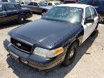 Lot: 19106 - 2011 FORD CROWN VICTORIA