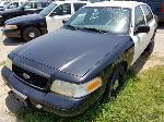 Lot: 19107 - 2011 FORD CROWN VICTORIA