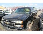 Lot: 54082.BEARDS - 2006 CHEVY SILVERADO 1500 PICKUP - KEY / STARTS