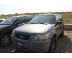 Lot: 67345.CPD - 2005 FORD ESCAPE SUV - KEY