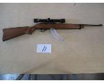 Lot: 11 - RUGER RIFLE
