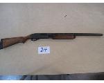 Lot: 24 - REMINGTON SHOTGUN