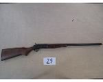 Lot: 29 - NEW ENGLAND SHOTGUN