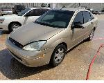 Lot: 10 - 2002 Ford Focus