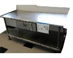 Lot: 11 - Stainless Steel Countertop