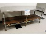 Lot: 14 - Stainless Steel Countertop
