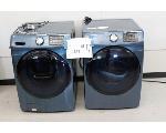 Lot: 17 - Samsung Washer & Dryer