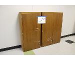 Lot: 23 - (2) Cabinets