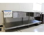 Lot: 24 - Stainless Steel Countertop