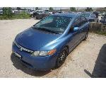 Lot: 01-64036 - 2008 Honda Civic - Key / Runs & Drives<BR><span style=color:red>Updated 07/10/19</span>
