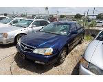 Lot: 06-64106 - 2002 Acura 3.2 TL - Key / Runs & Drives