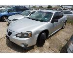 Lot: 12-55637 - 2005 Pontiac Grand Prix<BR><span style=color:red>Updated 07/10/19</span>