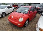 Lot: 20-63129 - 1999 Volkswagen Beetle - Key / Runs & Drives