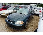 Lot: 22-64055 - 1998 Honda Civic - Key / Runs & Drives