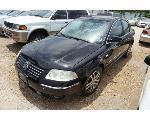 Lot: 26-54320 - 2003 Volkswagen Passat - Key / Runs & Drives
