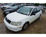 Lot: 27-64056 - 2002 Mitsubishi Lancer - Key / Runs & Drives