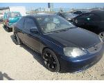 Lot: 11-066138 - 2002 HONDA CIVIC EX