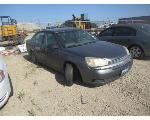 Lot: 42-120705 - 2005 CHEVROLET MALIBU MAXX LS
