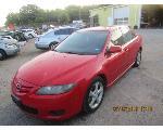 Lot: 34 - 2008 MAZDA 6 - KEY / RUNS & DRIVES