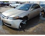 Lot: B9050025 - 2004 ACURA TL - KEY / STARTED