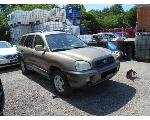 Lot: B17 - 2003 HYUNDASI SANTA FE SUV - KEY / STARTED