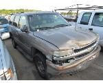 Lot: 1916450 - 2003 CHEVROLET TAHOE SUV - KEY