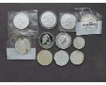 Lot: 7407 - FOREIGN SILVER COINS