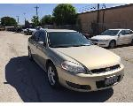 Lot: 1 - 2012 CHEVROLET IMPALA - KEY / DRIVES<BR>VIN #2G1WD5E37C1159596