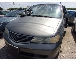 Lot: 434-56388C - 2002 HONDA ODYSSEY VAN