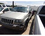 Lot: 436-56056C - 2004 JEEP GRAND CHEROKEE SUV - KEY