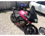 Lot: 437-55893C - 2010 KAWASAKI NINJA 250R MOTORCYCLE