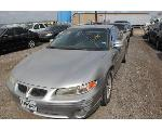 Lot: 67493.FWPD - 2003 PONTIAC GRAND PRIX