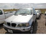 Lot: 67519.FWPD - 2001 BMW X5 SUV - STARTED