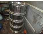 Lot: 3 - 24-inch Geno Wheels